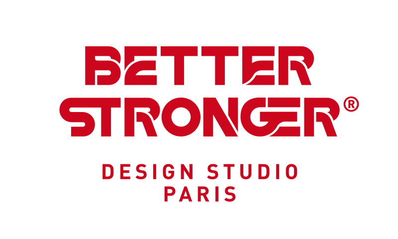 Logo Better Stronger
